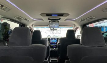TOYOTA VELLFIRE 2.5Z YEAR 2016 full