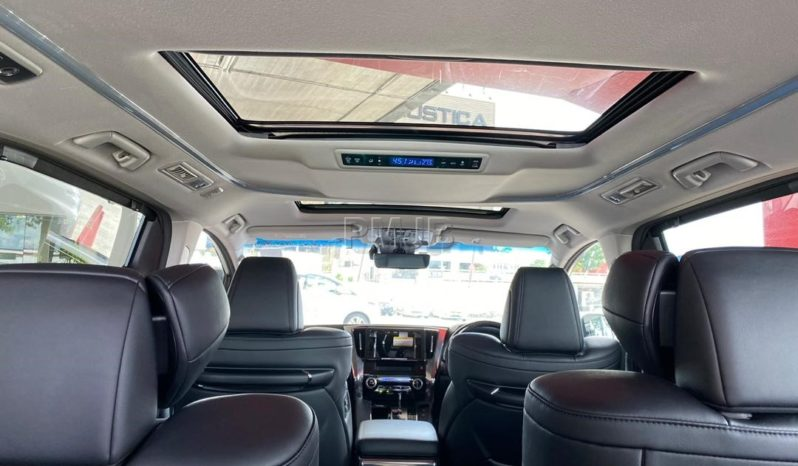 TOYOTA ALPHARD 2.5SC YEAR 2019 full