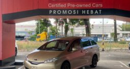 TOYOTA WISH 1.8 X YEAR 2016