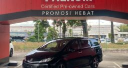 TOYOTA WISH 1.8 S YEAR 2017