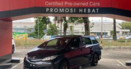 TOYOTA WISH 1.8 X YEAR 2017