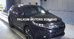 TOYOTA HARRIER PREMIUM TURBO YEAR 2017