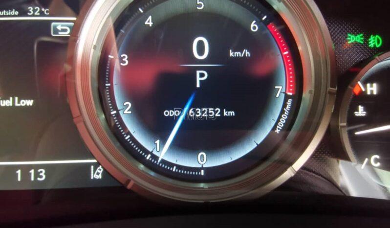LEXUS RX200T F SPORT 2.0 YEAR 2016 full