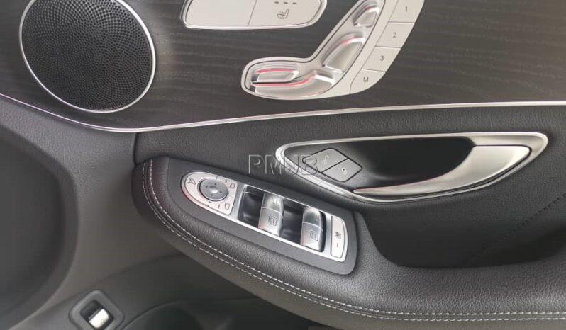 MERCEDES C200 AMG 2.0 YEAR 2017 full